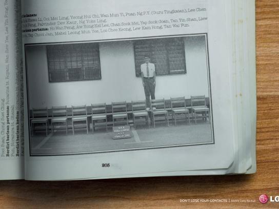 LG Print Ad -  Class
