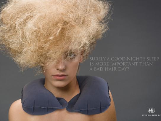 Leekaja Print Ad -  Sleep