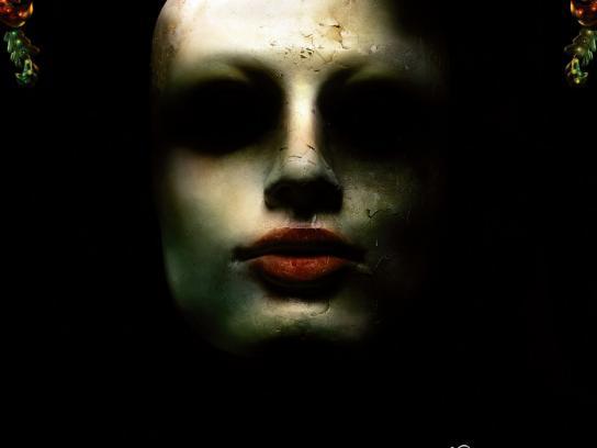The Phantom Print Ad -  Mask