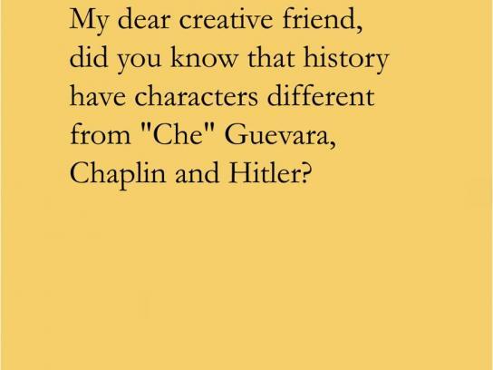 La Casa Print Ad -  History