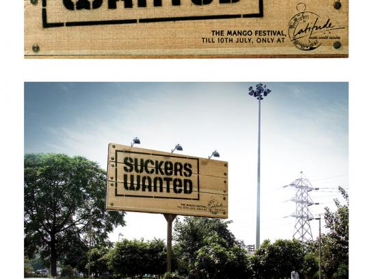 Latitude Print Ad -  Mango Festival