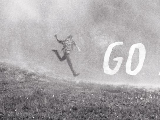 Levi's Ambient Ad -  Go forth