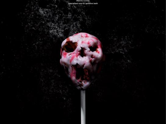 Westcoast International Dental Clinic Print Ad -  Lolly pop