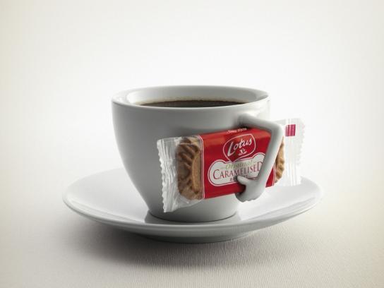 Lotus Original Print Ad -  Lotus Craving cup
