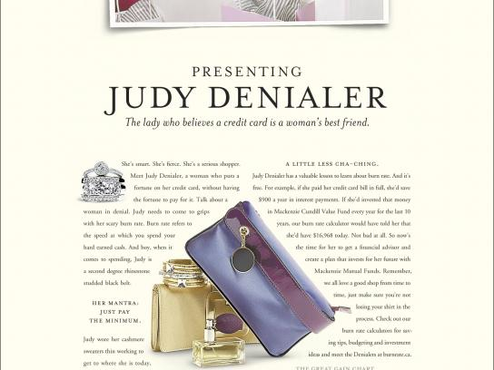 The Denialers, Judy