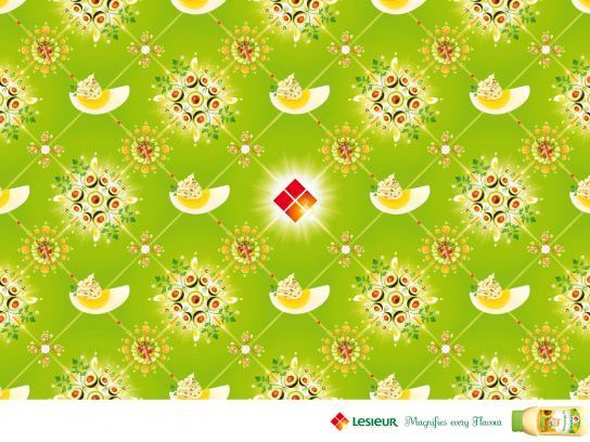 Lesieur Print Ad -  Mayonnaise