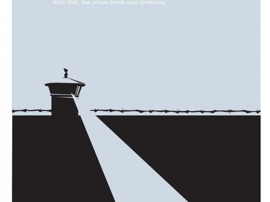 MonkeyFist Print Ad -  Jailbreak