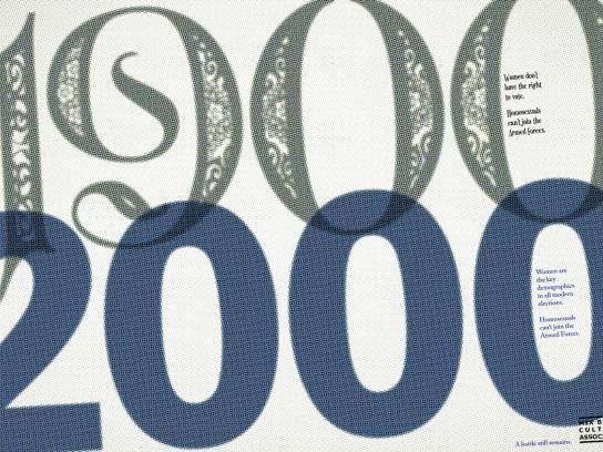 Mix Brazil Cultural Association Print Ad -  1900-2000