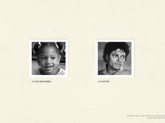 MP4 Print Ad -  Michael