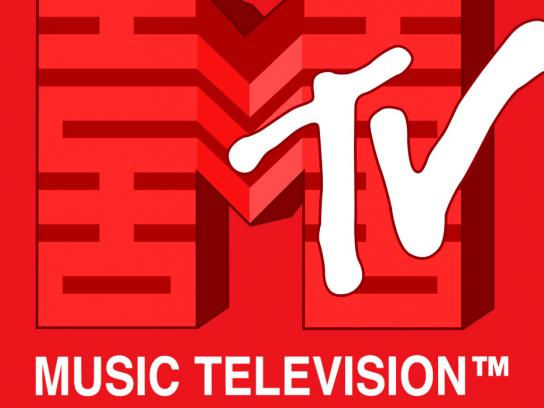 MTV Print Ad -  Chinese, 2
