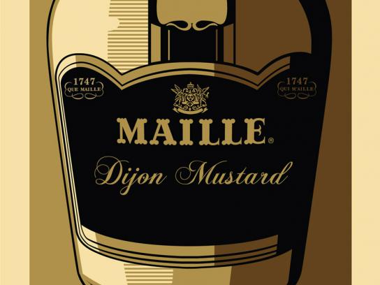 Maille Print Ad -  Change