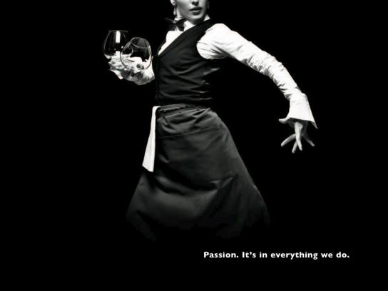 Sol Meliá Print Ad -  Passion, 3