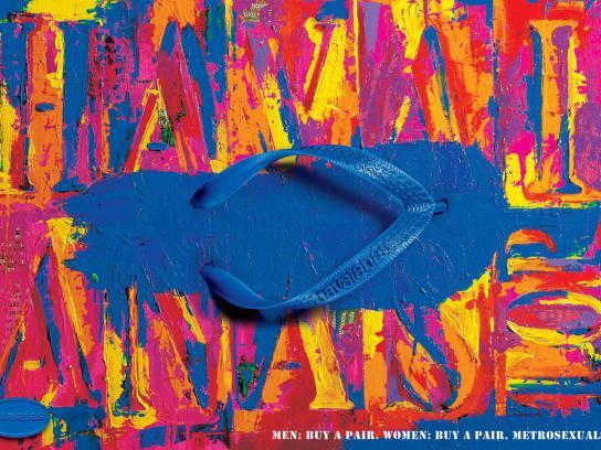 Havaianas Print Ad -  Men  buy a pair