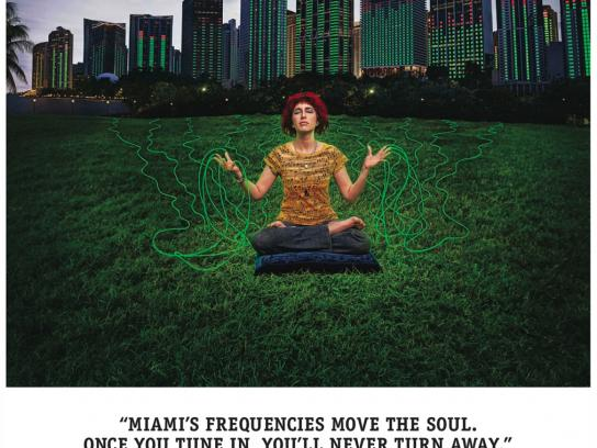 City of Miami Print Ad -  Expressions, 3