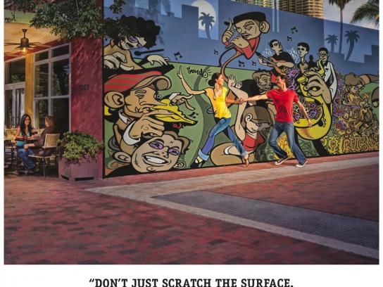 City of Miami Print Ad -  Expressions, 4