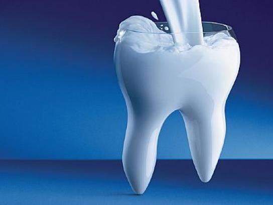 Milk Print Ad -  Tooth