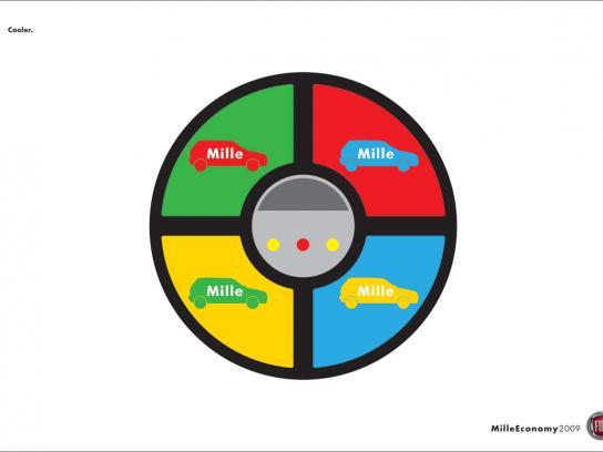 Fiat Print Ad -  Chart