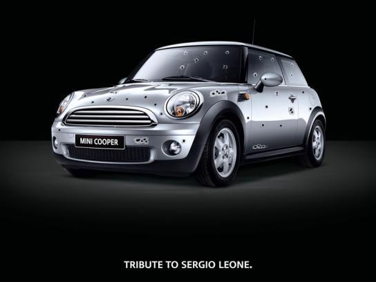 Tribute to Sergio Leone