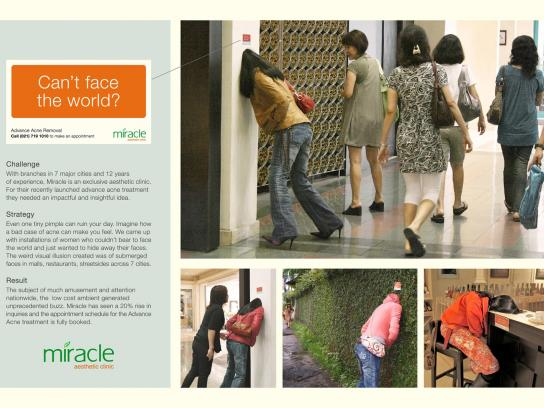 Miracle Ambient Ad -  Faceless