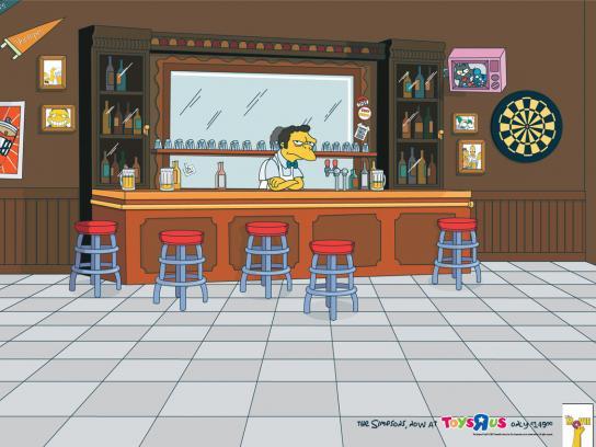 Simpsons, Moe's Bar