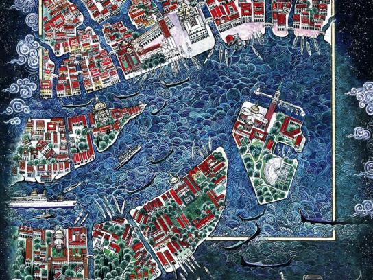 NAVIA Print Ad -  Venice