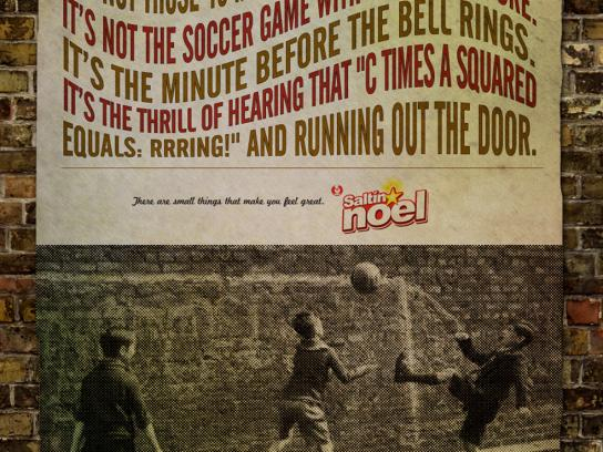 Noel Print Ad -  Break
