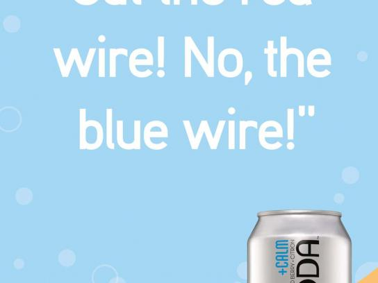 Nutrisoda Digital Ad -  Cut wire