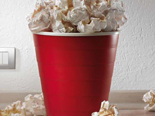 New York Film Academy Print Ad -  Popcorn