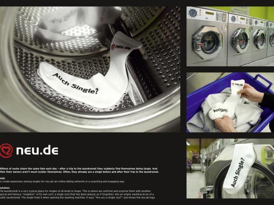 neu.de Ambient Ad -  Socks
