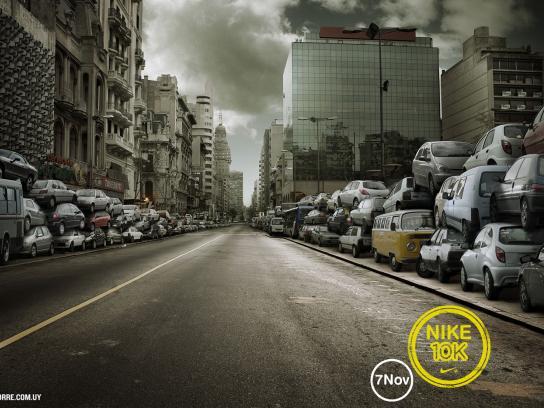 Nike Print Ad -  Street, 2