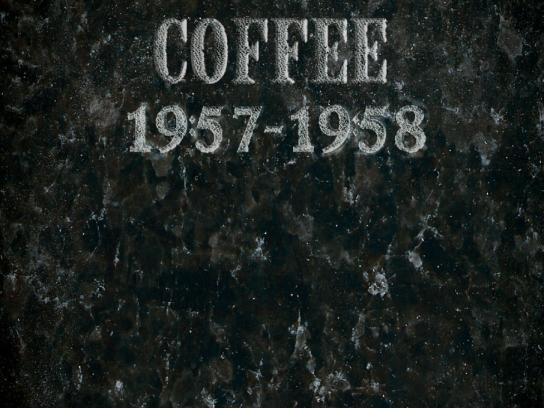 Nikol Print Ad -  Coffee