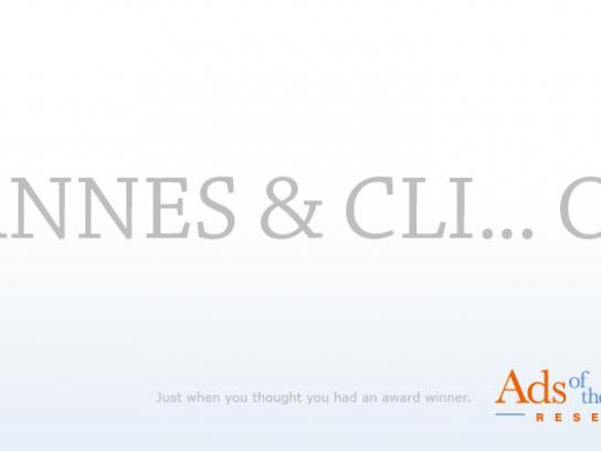 Ads of the World Print Ad -  Award