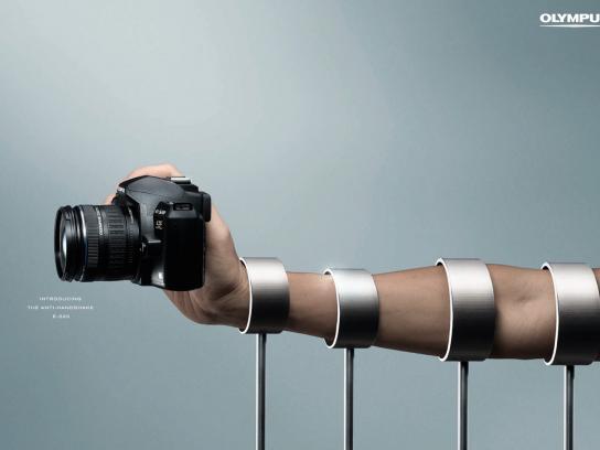 Olympus Print Ad -  Arm, 2