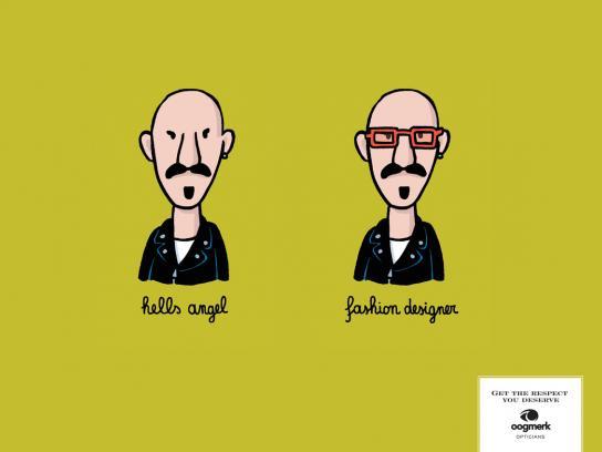 Oogmerk Print Ad -  Fashion