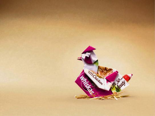 Oh So Origami, Chicken