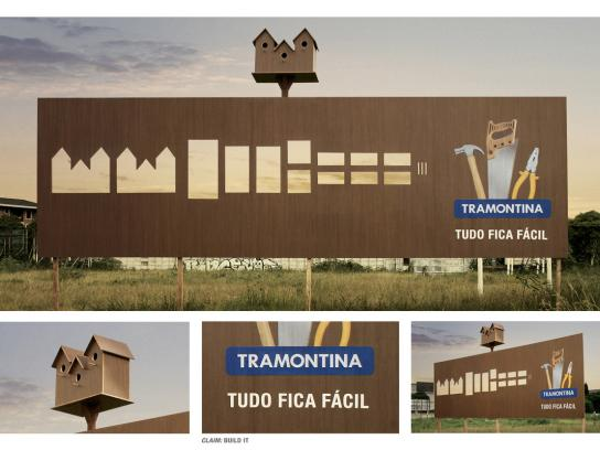 Tramontina Outdoor Ad -  Birds House