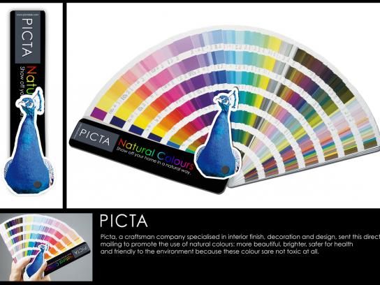 Picta Direct Ad -  Natural colors