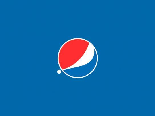 Pepsi Print Ad -  Merry Xmas