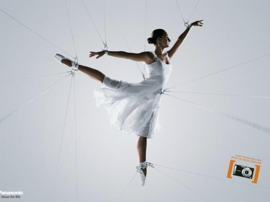 Panasonic Outdoor Ad -  Ballet