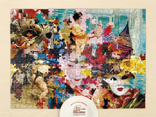 Pasta de Waraku Print Ad -  Culture