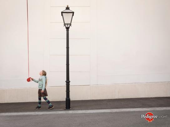 Pedigree Print Ad -  Ultralight