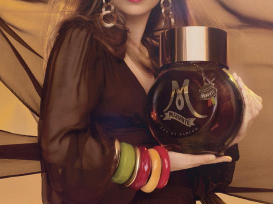 Marmite Print Ad -  Perfume
