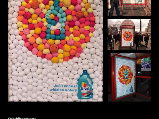 Perwoll Outdoor Ad -  See colors