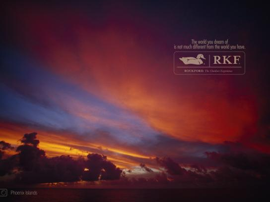 Rockford Print Ad -  Phoenix Islands