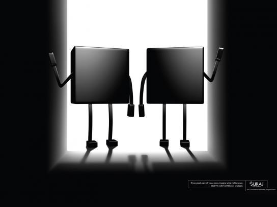 Suraj Electronics Print Ad -  Pixels, 5