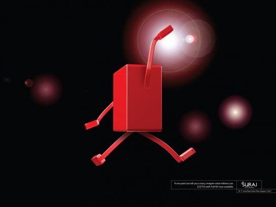 Suraj Electronics Print Ad -  Pixels, 8