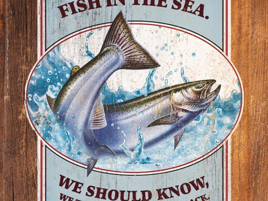 Legal Sea Foods Print Ad -  Plenty