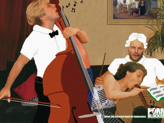 Roeschke Print Ad -  Music