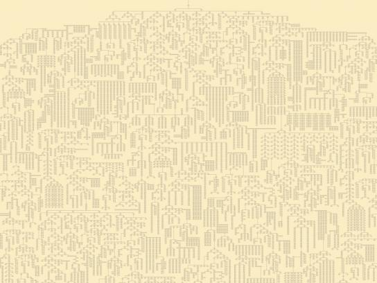 Yakult Print Ad -  Organogram Poster