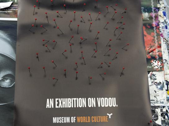 Museum of World Culture Outdoor Ad -  Poster
